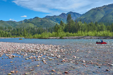 Montana Paddling