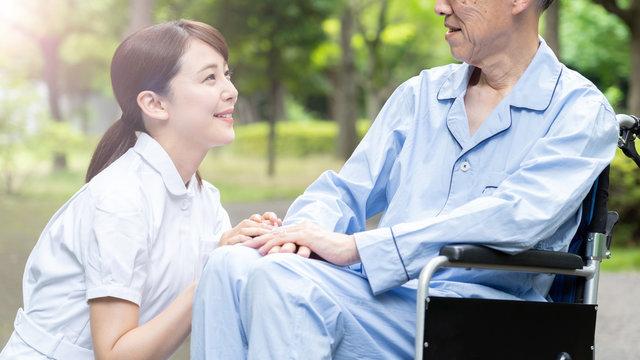 医療 介護イメージ
