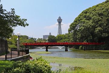 大阪・天王寺公園