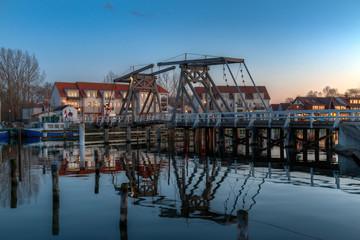 Hozklappbrücke