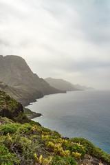 "Rough west-coast of Gran Canaria / National Park of ""Tamadaba"""