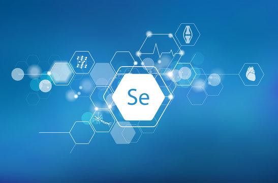 Selenium. Scientific medical research