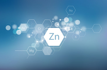 Zinc and other essential minerals