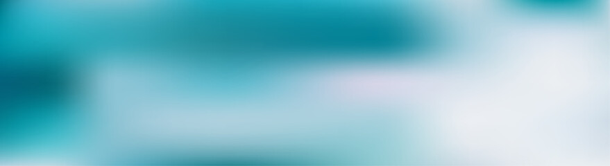 Abstract green, blue and white gradient background