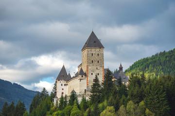 Schloss Moosham im Salzburger Lungau, Österreich