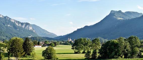 Aschau, Hohenaschau Castle - Bavaria - Chiemgau