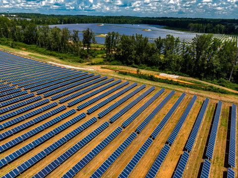 Solar Panel Fields 6