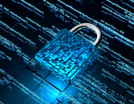 Financial technology, secure network security and protection, financial information security