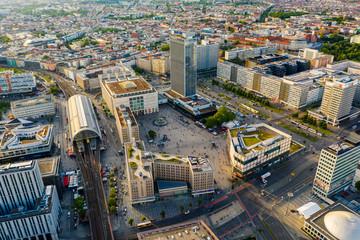 Berlin Aerial Photo