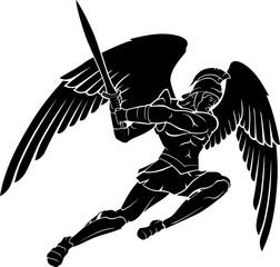 Archangel Warrior Attack