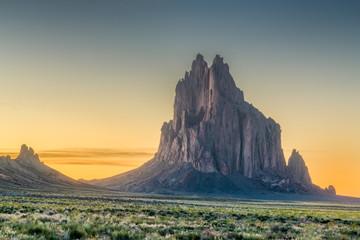 Shiprock, New Mexico Fotoväggar