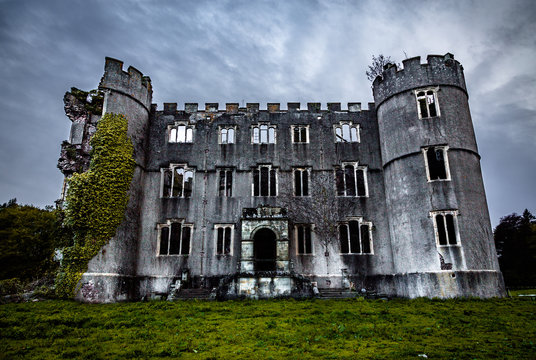 WW2 Castle