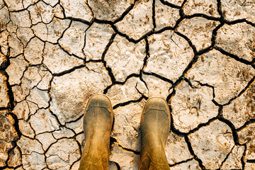Global warming and climate change effects threat to mankind