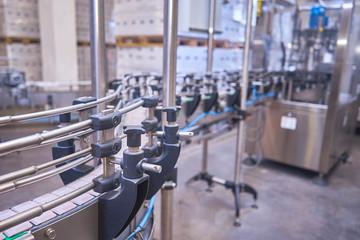 Premises for production, plant, equipment costs - Belt conveyor