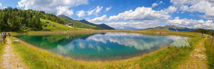 Die Seen in Rauris im Salzburger Land