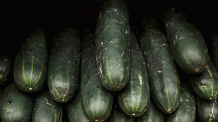 Juicy Homegrown Courgette's