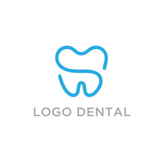 this is the tooth logo in the shape of the letter S