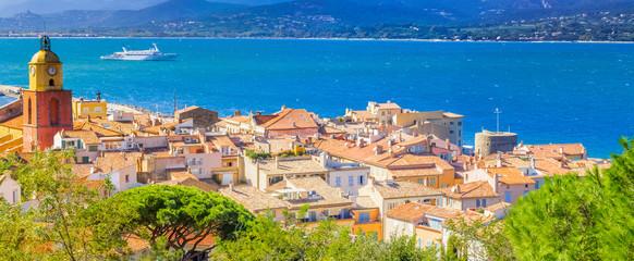 Saint-Tropez, Var, France  Fototapete