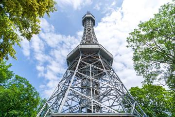 Foto op Plexiglas Eiffeltoren Paris Eiffel tower