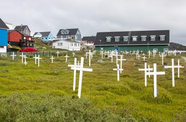 Friedhof von Nuuk