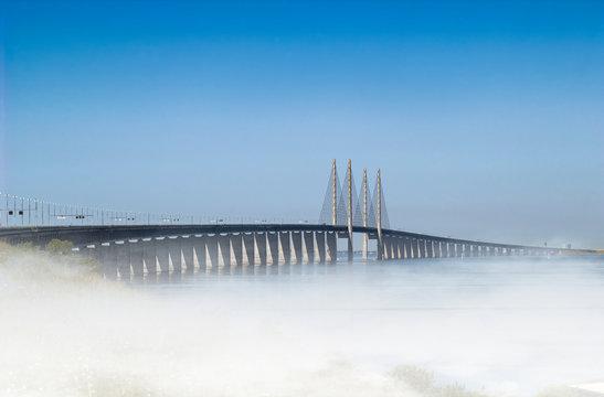 öresundbrücke, schweden, malmö