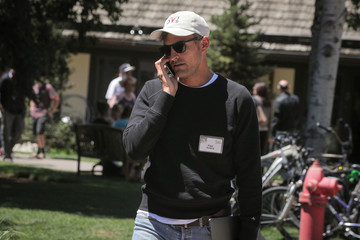 Paul Sciarra, co-founder of Pinterest, attends the annual Allen and Co. Sun Valley media conference in Sun Valley, Idaho