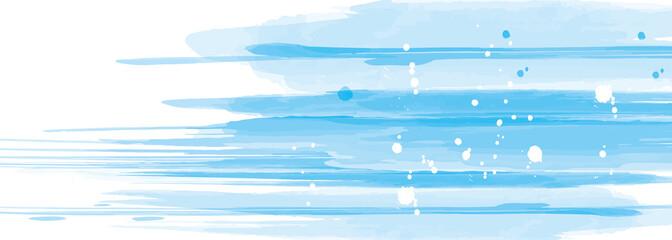 水色の和柄