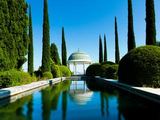 Jardín Botánico Histórico La Concepción, Málaga, Andalusia, Spain