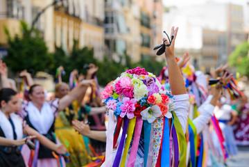 Feria de Málaga, Andalusia, Spain