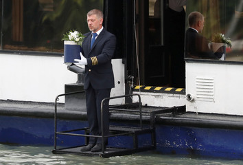 Hungarian crew of Mermaid tourist boat that sank on Danube is buried in the river