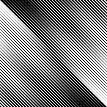 Halftone line oblique geometric pattern background