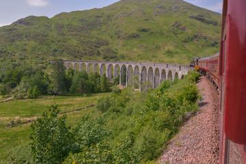 Le train Jacobite Harry Potter