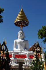 Tempel im Südosten von Thailand