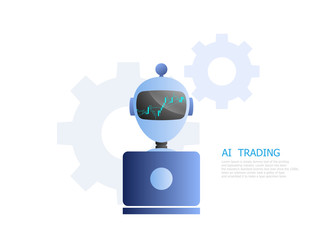 robot ai trading for stock and forex market