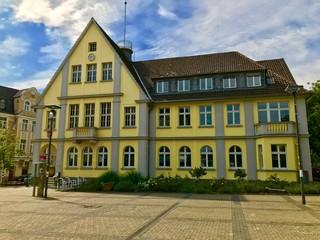 Altes Rathaus in Wesseling (Nordrhein-Westfalen)
