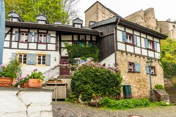 Burg Blankenheim ragt über der Altstadt empor