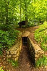 Tiergartentunnel zur Wasserversorgung der Burg Blankenheim
