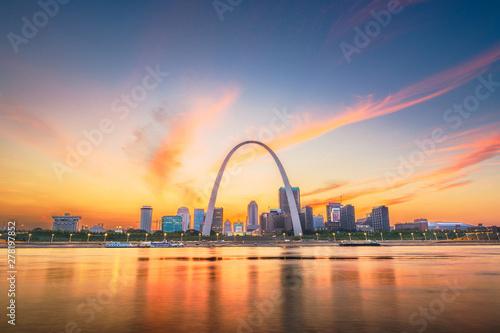 Fototapete St. Louis, Missouri, USA