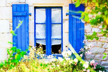 Maison des iles de Bretagne