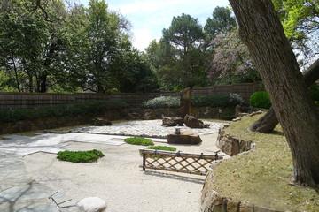 Suzuki Japanese Rock Garden in the Fort Worth Botanic Garden
