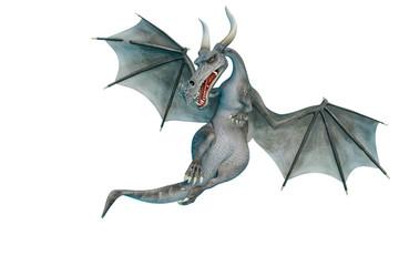 dragon cartoon is watching