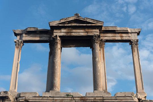 Hadrians Arch,Athens, Greece