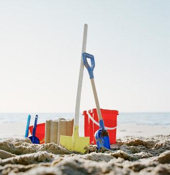 Buckets, Spades and Sandcastles