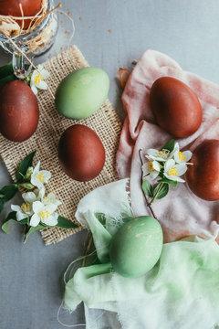 Easter Egg Arrangements