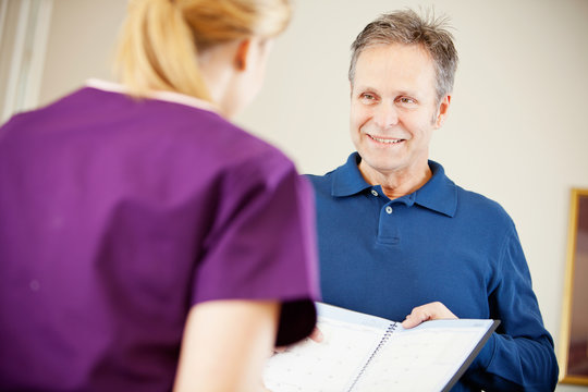 Waiting Room: Patient Scheduling Appointment