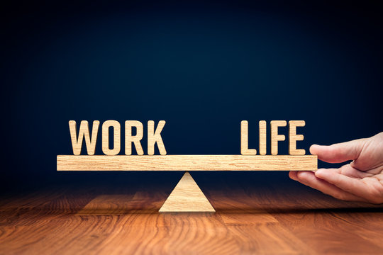 Personal coach helps with work life balance