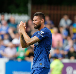 2019 Pre-season football St Patricks v Chelsea Jul 13th