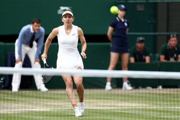 2019 Wimbledon Tennis tournament Day 12 July 13th