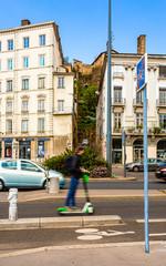 Lyon Traffic