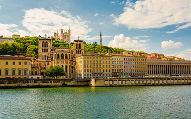 History on the banks of the Saône